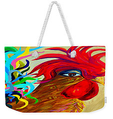 Just Plain Silly 2 Weekender Tote Bag