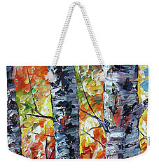 Aspen Up 2 Weekender Tote Bag