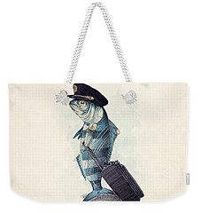 The Pilot Weekender Tote Bag