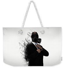 Dissolution Of Man Weekender Tote Bag