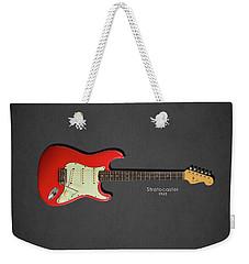 Fender Stratocaster 63 Weekender Tote Bag