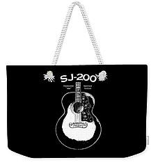 Gibson Sj-200 1948 Weekender Tote Bag