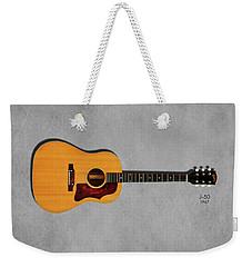 Gibson J-50 1967 Weekender Tote Bag
