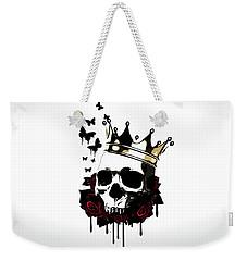 El Rey De La Muerte Weekender Tote Bag by Nicklas Gustafsson