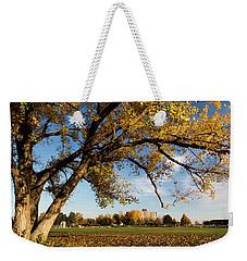Soccer Tree Weekender Tote Bag by Bill Kesler