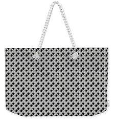 Cool 60's Sunglasses Greyscale Weekender Tote Bag by MM Anderson