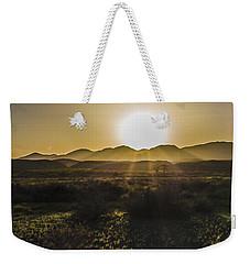 Chupadera National Recreation Trail Weekender Tote Bag by Bill Kesler