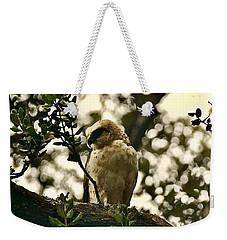 Io - Hawaiian Hawk Weekender Tote Bag