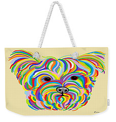 Yorkshire Terrier ... Yorkie Weekender Tote Bag
