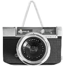 Camera Weekender Tote Bag