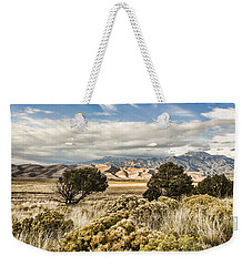Great Sand Dunes National Park And Preserve Weekender Tote Bag