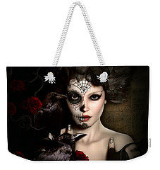 Darkside Sugar Doll Weekender Tote Bag