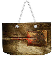 Tools On Wood 2 Weekender Tote Bag