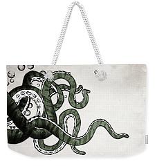Octopus Tentacles Weekender Tote Bag
