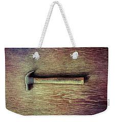 Tools On Wood 53 Weekender Tote Bag