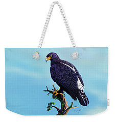 Verreaux's Eagle  Weekender Tote Bag