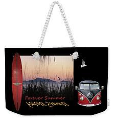 Forever Summer 1 Weekender Tote Bag
