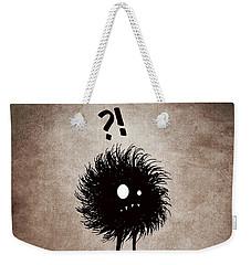 Gothic Wondering Evil Bug Character Weekender Tote Bag