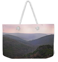 Rolling Hill Country Weekender Tote Bag by Felipe Adan Lerma