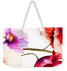 Flowers 02 Weekender Tote Bag