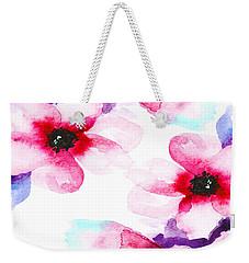 Flowers 04 Weekender Tote Bag