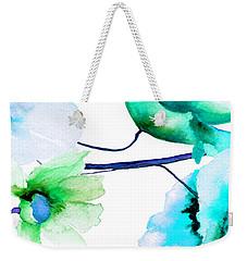 Flowers 05 Weekender Tote Bag