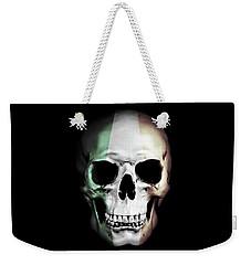 Irish Skull Weekender Tote Bag