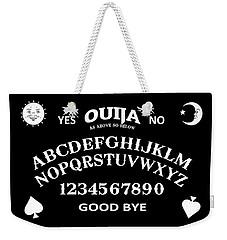 Ouija Weekender Tote Bag