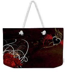 One Love, One Heart Weekender Tote Bag