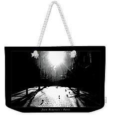 Jean Beauvais Paris Weekender Tote Bag