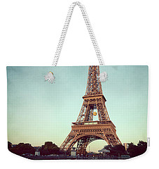 The Eifeltower Weekender Tote Bag