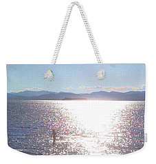 From The Sea Weekender Tote Bag by Felipe Adan Lerma