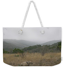 Road To Lost Maples Weekender Tote Bag by Felipe Adan Lerma