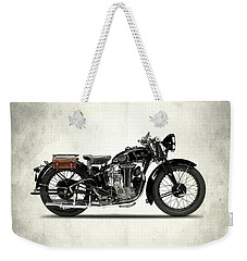 Sunbeam Model 9 Weekender Tote Bag by Mark Rogan
