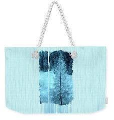Crystal Larch Weekender Tote Bag