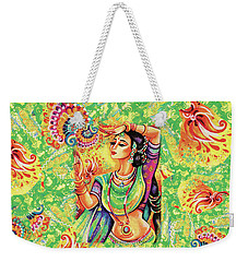 The Dance Of Tara Weekender Tote Bag