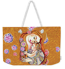 Little Angel Sleeping Weekender Tote Bag