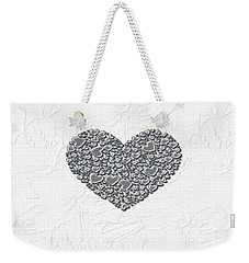 Pure Love Weekender Tote Bag by Linda Prewer