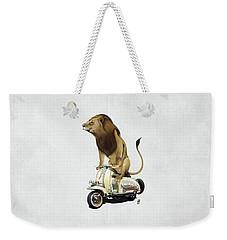 Lamb Wordless Weekender Tote Bag