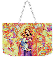Blessing Of The Light Weekender Tote Bag