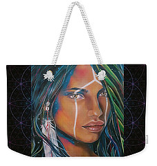 Shamanic Feelher Weekender Tote Bag
