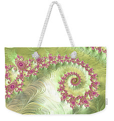 Bikini At The Beach Weekender Tote Bag