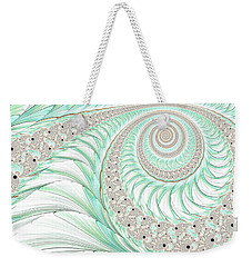 Ocean Beauty Weekender Tote Bag
