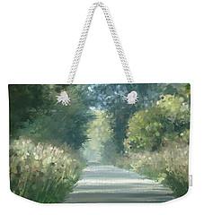 The Road Back Home Weekender Tote Bag