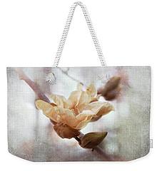 Elizabeth Magnolia Bloom Weekender Tote Bag