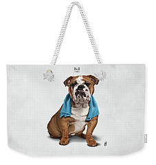 Bull Weekender Tote Bag by Rob Snow