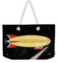 Z Is For Zeppelin Weekender Tote Bag