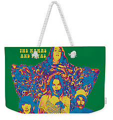 The Mamas And Papas Weekender Tote Bag