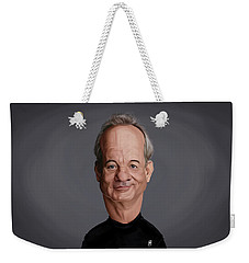 Celebrity Sunday - Bill Murray Weekender Tote Bag