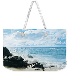Weekender Tote Bag featuring the photograph Daydream by Sharon Mau
